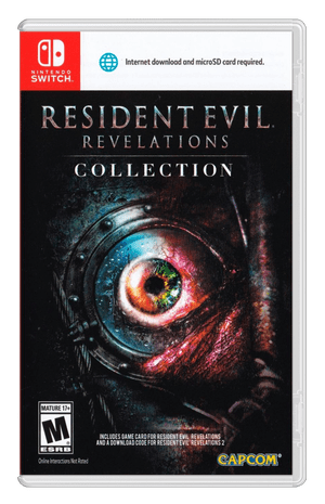 Juego Nintendo Switch Resident Evil Revelations Collection