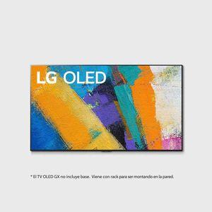 "Televisor OLED 4K UHD Smart TV AI 77"" OLED77GX (2020)"