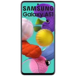 "Smartphone SAMSUNG Galaxy A51 6.5"" 128GB Negro"